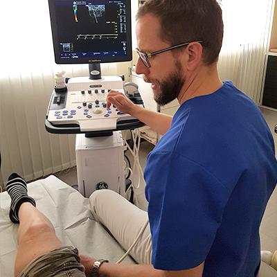 Ultraschall-Diagnostik